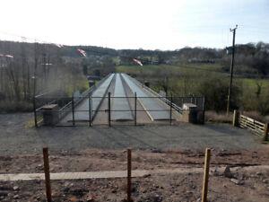Photo - Elan Valley water supply aqueduct near Arley  c2015