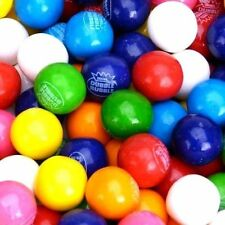 "Sale 4 Lbs Asorted 1"" Gumballs Bulk Vending Machine Candy Gum Ball"