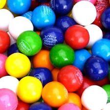 "4 LBs DUBBLE BUBBLE 1"" GUMBALLS Bulk Vending Machine Fresh Candy Gum Ball New"
