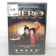 Hero Dvd New Sealed Quentin Tarantino Jet Li Maggie Cheung Chen Dao Ming