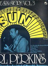 CARL PERKINS the sun story vol 3 US EX LP 1977