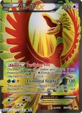 Ho-Oh EX 121/122 BREAKpoint Rare Ultra Mint Pokemon Card