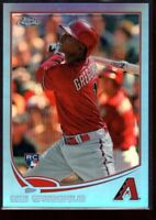 DIDI GREGORIUS 87/199 MINT YANKEES ROOKIE BLUE REFRACTOR 65 RC 2013 TOPPS CHROME
