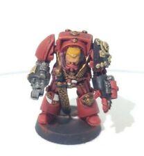 New listing Warhammer 40k Metal Oop Blood Angels Captain in Terminator Armor