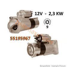 Starter Fiat Ducato 250 2.3D 120 130 Multijet Starter 8000320 55195967 DRX2.3