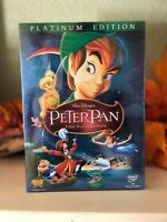 Peter Pan DVD 2-Disc Set Platinum Edition FREE SHIPPING BRAND NEW