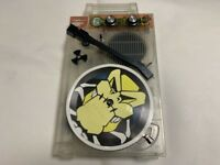 Used! Columbia GP-3C Cornelius Skelton Ape Record Player Battery Drive AC100V