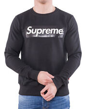 Supreme Men's Jumper Size M Made In Italy