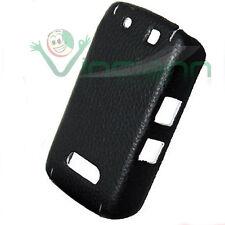 Back cover ELEGANTE x BlackBerry 9500 Storm PELLE NERA