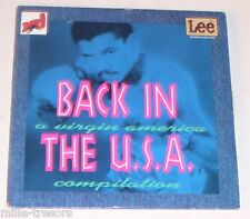 Album CD Promo 5 TITRES : BACK IN THE USA - LEON RUSSELL - CRACKER - CURRY
