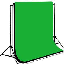 3 Backdrops 10'x20' Portrait Studio Video Support Stand