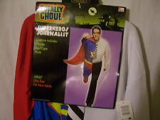 SUPERHERO / JOURNALIST COSTUME FOR ADULT