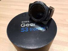 Samsung Gear S3 Frontier Smartwatch 46mm - AT&T 4G LTE Dark Grey