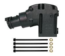 "Mercruiser 262 305 350 454 502 4"" Riser Elbow GLM 51148 Dry Joint Conversion"