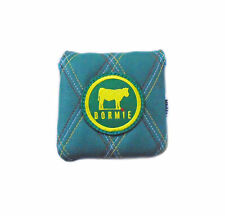 NEW Dormie Season Opener Masters Quilted Premium Leather Mallet Putter Headcover