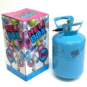 Balloon Helium Gas Cylinder Disposable Canister Inflates Party Balloons