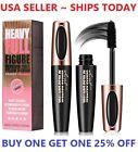 4D Silk Fiber Eyelash Mascara Extension Makeup Black Waterproof Eye Lashes USA <br/> 25% OFF ORDERS 2+ ~ SAME-DAY SHIPPING ~ USA SELLER