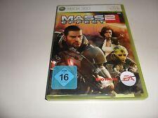 XBox 360  Mass Effect 2 (1)