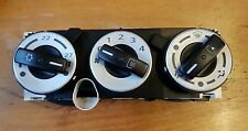 2009 - 2012 MITSUBISHI COLT CLIMATE/ HEATER CONTROL SWITCHES