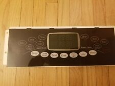 Maytag Gemini Double Oven Control Panel with membrane - W10769079