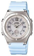 Casio Wrist Watch Waveceptor Ladies Solar Radio Sky Blue LWA-M142-2AJF New