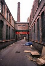PHOTO  1988 OGDEN'S TOBACCO FACTORY LIVERPOOL BEHIND THE PRETTY OFFICE BLOCK. TH