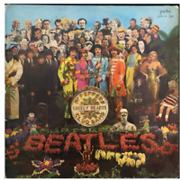 FIRST PRESS The Beatles – Sgt. Pepper's Lonely Hearts Club Band 1967 LPP-V-293