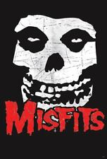 """Misfits """"Skull Over Band'S Name"""" Poster From Asia - Metal, Punk Music, Danzig"""