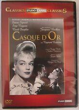 DVD - CASQUE D'OR - Simone Signoret, Serge Reggiani, Jacques Becker
