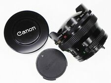 Canon FD 15mm f2.8 Fish-Eye  #10131