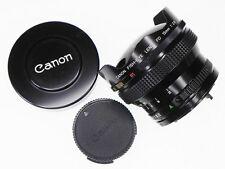 Canon FD 15mm f2.8 Fish-Eye  #10131