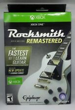 Rocksmith 2014 Edition Remastered - XBox One (Real Tone Cable Included)
