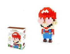 CHAKRA Game Super Mario Heart Red DIY Diamond Mini Building Nano Block Toy(330)