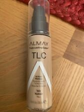 New ListingAlmay Tlc Truly Lasting Color Foundation 16 Hour Makeup #160 Naked Box