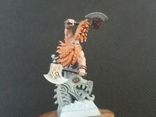 duardin/dwarf hero age of sigmar warhammer well painted