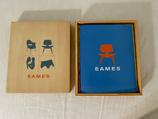 Eames Stamp Kit - 20 rubber stamp designs, New/Unused - Open Box