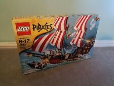 LEGO Brickbeard's Bounty Pirate Ship (6243) – BRAND NEW with Great White Shark