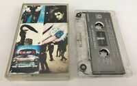 U2 ~ Achtung Baby ~ Island Records, 314-510 347-4, Cassette, US, 1991