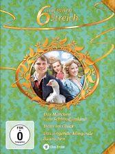 3 DVDs *  6 SECHS AUF EINEN STREICH - MÄRCHENBOX ~ Vol. 14  # NEU OVP %