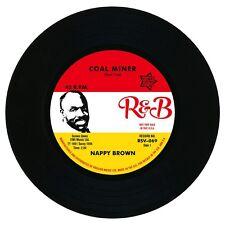 "NAPPY BROWN  ""COAL MINER""   MOODY R&B CLASSIC    LISTEN!"