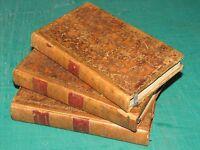 Lettres à Émilie sur la Mythologie C.-A. DEMOUSTIER ed. 1818 6 vol. en 3 T.