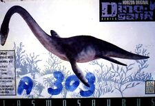 "15""Long ELASMOSAUROUS Water Dinosaur Vinyl Model Kit 1/30"