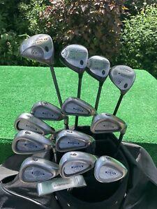 Men's RH Callaway X14 Full Golf Club Set Irons Woods Bag ⛳️⛳️