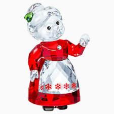 Swarovski Crystal Mrs. Claus Nib #5464887