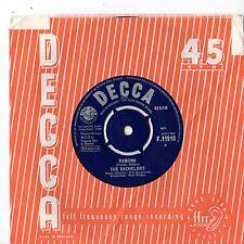 """The Bachelors - Ramona / Sweet Lullabies 7"""" Single 1964"""