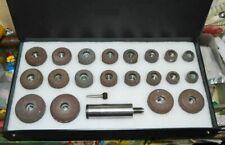 Sioux Grey Valve Seat Grinding Stones 20 Pcs Stone Holder 0385 Bore