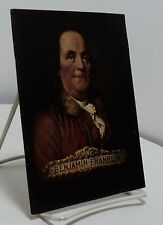Benjamin Franklin - John Hancock Insurance Company - advertising booklet