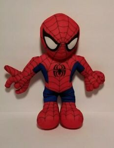 "SPIDERMAN 11"" Plush Doll Heroes Marvel Toy"