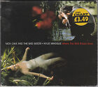NICK CAVE / KYLIE MINOGUE - where the wild roses grow CD single