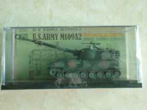 1/72 US Army M109A2 155mm Self-propelled Howitzer